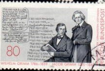 Literary Stamps