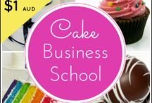 Cake Business School / It is possible for you to start earning $5,000, $8,000 even $10,000 in monthly revenue selling cakes. And you don't have to work 24/7 or sell a piece-of-art cake for 20 dollars. Enrol in Cake Business School for just $1 here - http://angelfoods.net/cbs