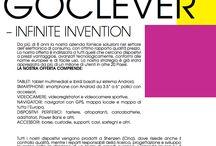 GOCLEVER /  I prodotti Goclever sono disponibili su www.bigactions.com  Per oltre 7 anni GOCLEVER ha fornito soluzioni nel campo dell'elettronica che offrono il miglior rapporto qualità-prezzo.