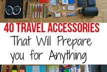 Travel / Thease are a few things you can bring when your traveling