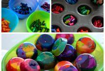 Kid's Craft's & Idea's