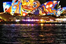 Vivid Sydney / Don't miss this fantastic mix of lights, music and ideas / by Pier One Sydney Harbour - Autograph Collection