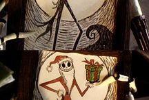 The Nightmare Before Christmas / by Leighanne Mort
