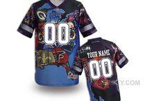 Nike NFL Custom Youth Jerseys
