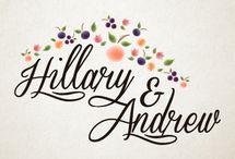 Identidade Visual - Casamento