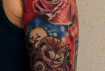 Tattoo / О татуировках