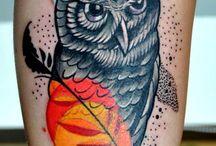 My tattoo / I show you my tattoo