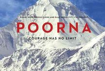 Higher Than The Mountain- Poorna / The only thing that is higher than the Mountain is the Sky. Meet Poorna Malavath, a young girl whose dreams and aspirations were sky high and she went on to become the youngest conqueror of the mighty Mt. Everest.  http://fridayfans.com/blog/poorna-a-different-film/ #Aspirations #Dreams #Movies #NewRelease #Biopic #Biography #RahulBose #Poorna #Mustwatch #Cine #Bestmovie #AmazingFilm #Bollywood #tv #cinema#movies