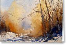 akvarel-krajina
