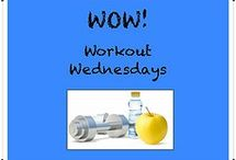 Workout Wednesdays Link Up / Let's share our best pinnable workout posts from the weekly WOW Link Up right here!  #wowlinkup / by Femme Fitale Fit Club