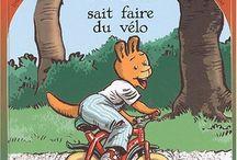 Et on apprend à faire du vélo aux neveux et nièces !