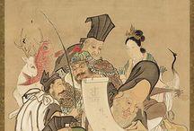 japanske guder og gudinner
