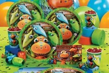 Dinosaur train party