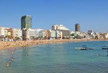 Playas de Gran Canaria.