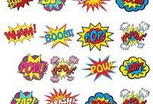 Super héroes y heroínas