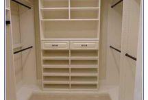 Diseños de armario