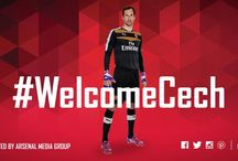 Welcome Petr Cech! / by Arsenal Football Club