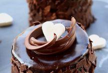 Karacsonyi mini torta
