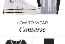 Converse Outfitek