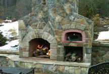 outdoor warmth and Pizza Pizza