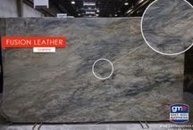 Granite Slabs / Here we hope to share a variety of different color & material slabs. From natural stone such as Granite and Marble, to Quartz and Engineered Stones like Silestone, Cambria, Viatera, etc.