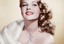 Rita Hayworth / by Joke van Staveren