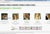 Impariamo l'italiano / Esercizi di grammatica italiana www.impariamoitaliano.com