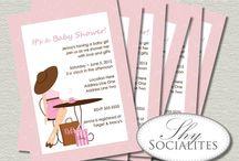 Baby Shower ~ Girls / Baby showers for baby girls