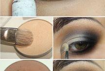 Eye make-up / by Ludwig Prinz