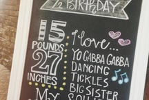 Birthday ideas for Lotti