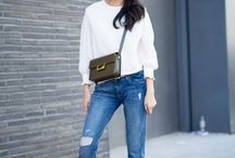 Inspiration | Street Style / Stylish looks from the street.