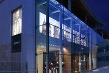 GANT STORE / Dublin Ireland | Mens Clothing Store | Designer: Aoife Rattigan | Design Company: Douglas Wallace