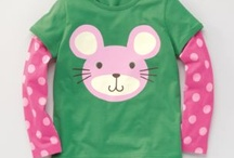 Cute stuff for kids and me!