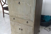 Furniture Projects / Restore, rejuvenate and recycle. Always fun to breathe new life into old stuff.