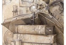 Jean-Baptiste Monge / by Armando Ramirez