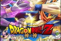 Dragon Ball Z for Ever / Dragon Ball and Dragon Ball Z illustrations