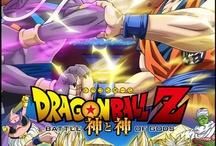 Dragon Ball Z for Ever / Dragon Ball and Dragon Ball Z illustrations