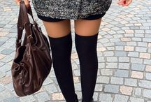 Black Socks / Fashion outfit