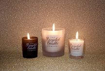 Our Candles in Homes!