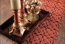 Crochet Table Linens  / by Noël Crave