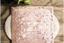 Wedding Invites and Stationery