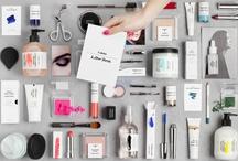 cosmetics layout