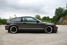 crx / How low can u go ... ??