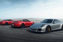 Nuevos Porsche 911 GTS / Dinámicos, confortables y eficientes. Llegan los nuevos Porsche 911 GTS.