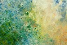 Aquarelles Originales - Isabelle Genevais / Mes aquarelles originales sont en vente sur artquid : http://www.artquid.com/artist/isabellegenevais/