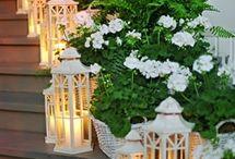 Garden Accents Lanterns