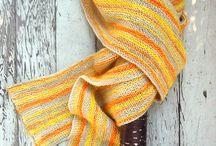 Knitting Patterns / by Gretchen Krumwiede