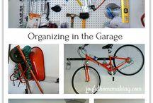 Garage Orginization Storage