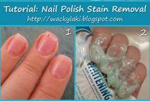 Nail art/hack