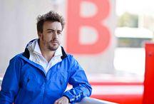 Fernando & Felipe wearing Ferrari / Visit Ferrari Store and discover the Spring/Summer 2013 Collection: http://store.ferrari.com/en/